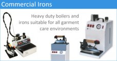Commercial Irons