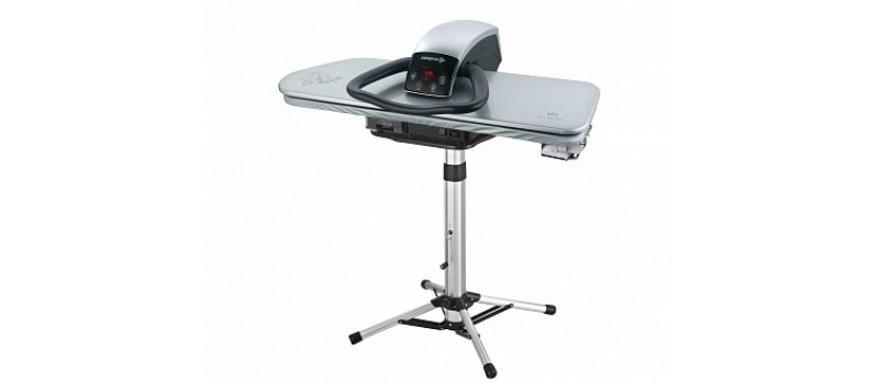 Professional 101HD Heavy Duty 2600w Steam Press 101cm with Stand & Iron by Speedypress Ironing Equipment - www.ironingsupplies.com