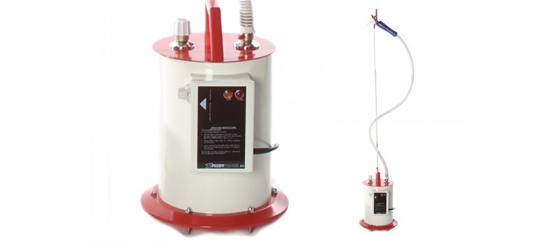 7 litre British Steamer by Speedypress  by Speedypress Ironing Equipment - www.ironingsupplies.com
