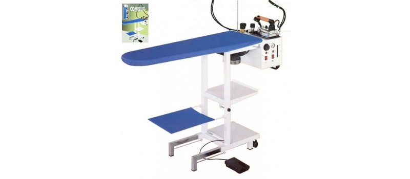 Comelux Express C5 XL by Comel Ironing Equipment - www.ironingsupplies.com