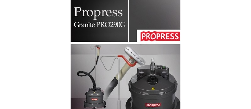 Propress Granite PRO290G by Propress Garment Steamers - www.ironingsupplies.com