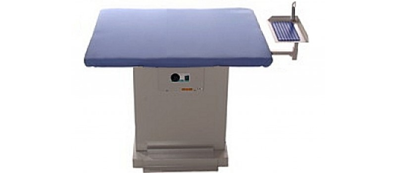 Square Heated, Vacuum Table by Comel Ironing Equipment - www.ironingsupplies.com