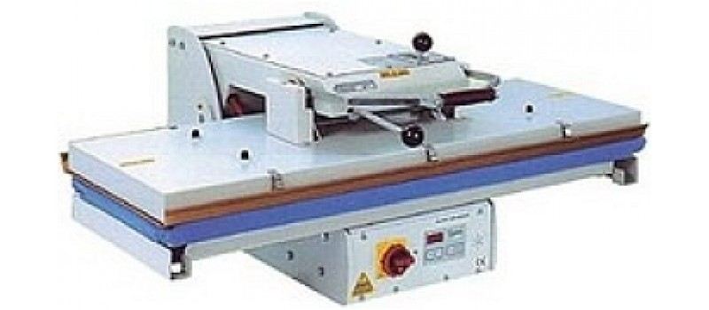 Fusing Press 1100mmx400mm + FREE Steel Stand by Speedypress Ironing Equipment - www.ironingsupplies.com