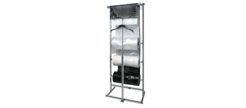 Garment Cover Dispenser by Kuehne - www.ironingsupplies.com