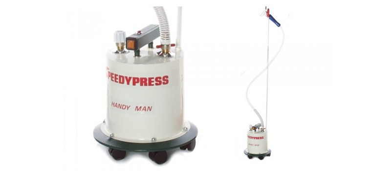 Handyman 4.0 Litre British Steamer by Speedypress Ironing Equipment - www.ironingsupplies.com