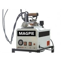 Magpie 5-litre British Ironing Boiler, Iron & Blow Down Bottle