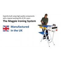 Magpie 5-litre  Boiler +  Iron + Heated, Vacuum Table