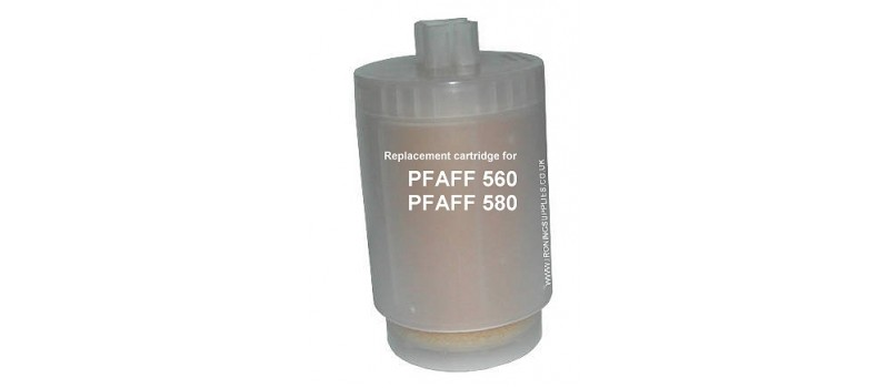 Pfaff Water Filter Cartridge - Pack of 5 by PFAFF - www.ironingsupplies.com