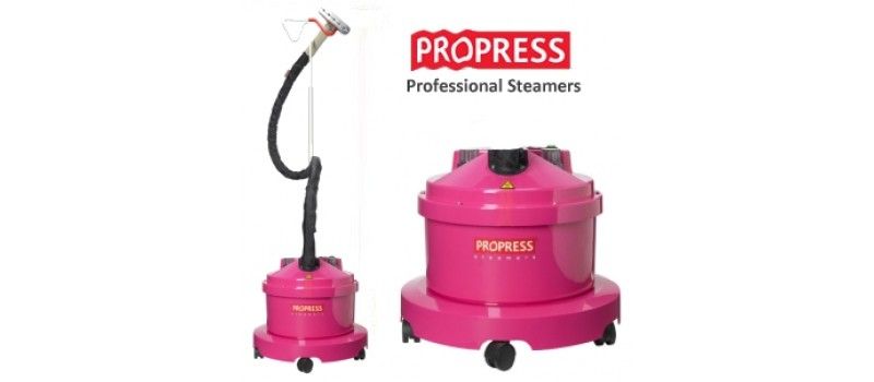 Propress Pink PRO290P by Propress Garment Steamers - www.ironingsupplies.com
