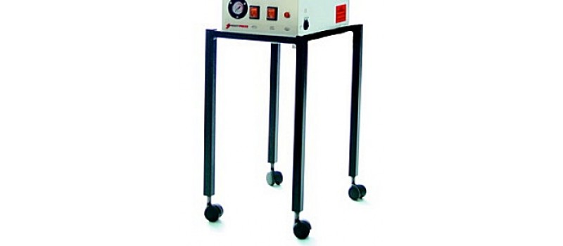 Trolley for Commercial Iron by Speedypress Ironing Equipment - www.ironingsupplies.com