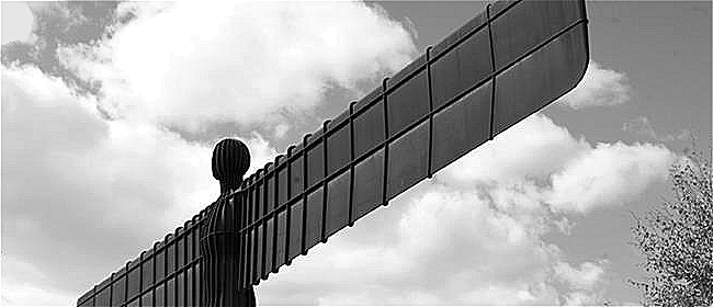 Our factory and warehouse are with striking distance of the Angel of the North in Gateshead