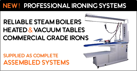 Professional Ironing Equipment