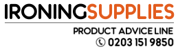 Ironing Supplies Product Buying Helpline - 0203 151 9850